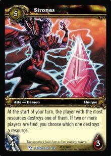 Sironas TCG Card.jpg