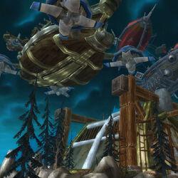 Hangar (Isle of Conquest)