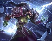 Image of Hagara the Stormbinder