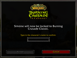 Classic expansion choice - BC Classic confirm.png