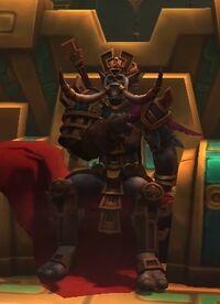 Image of King Dazar