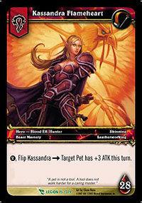 Kassandra Flameheart TCG Card.jpg