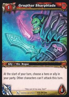 Grugthar Sharpblade TCG Card.jpg