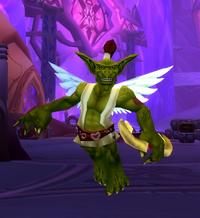 Image of Strange Winged Goblin