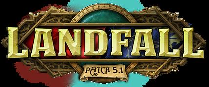 Landfall logo