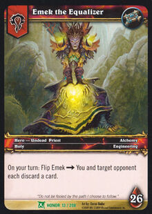 Emek the Equalizer TCG Card.jpg