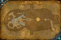 Map of Azjol-Nerub - Third level