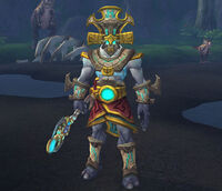 Image of Dohaman the Beast Lord