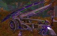 Image of Talrendis Glaive Thrower