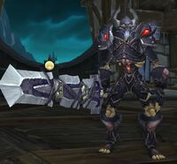 The Black Knight Tactics Wowpedia Your Wiki Guide To The World Of Warcraft