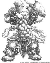 Image of High King Modimus Anvilmar