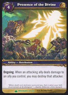 Presence of the Divine TCG Card.jpg
