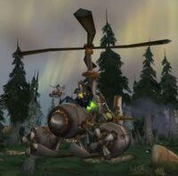 Image of Steel Gate Flying Machine