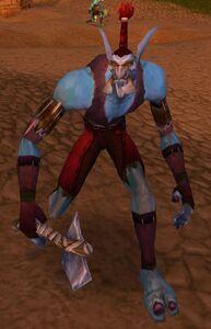 Image of Bloodscalp Axe Thrower