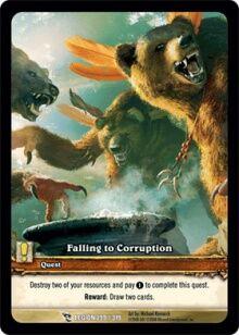 Falling to Corruption TCG extCard.jpg