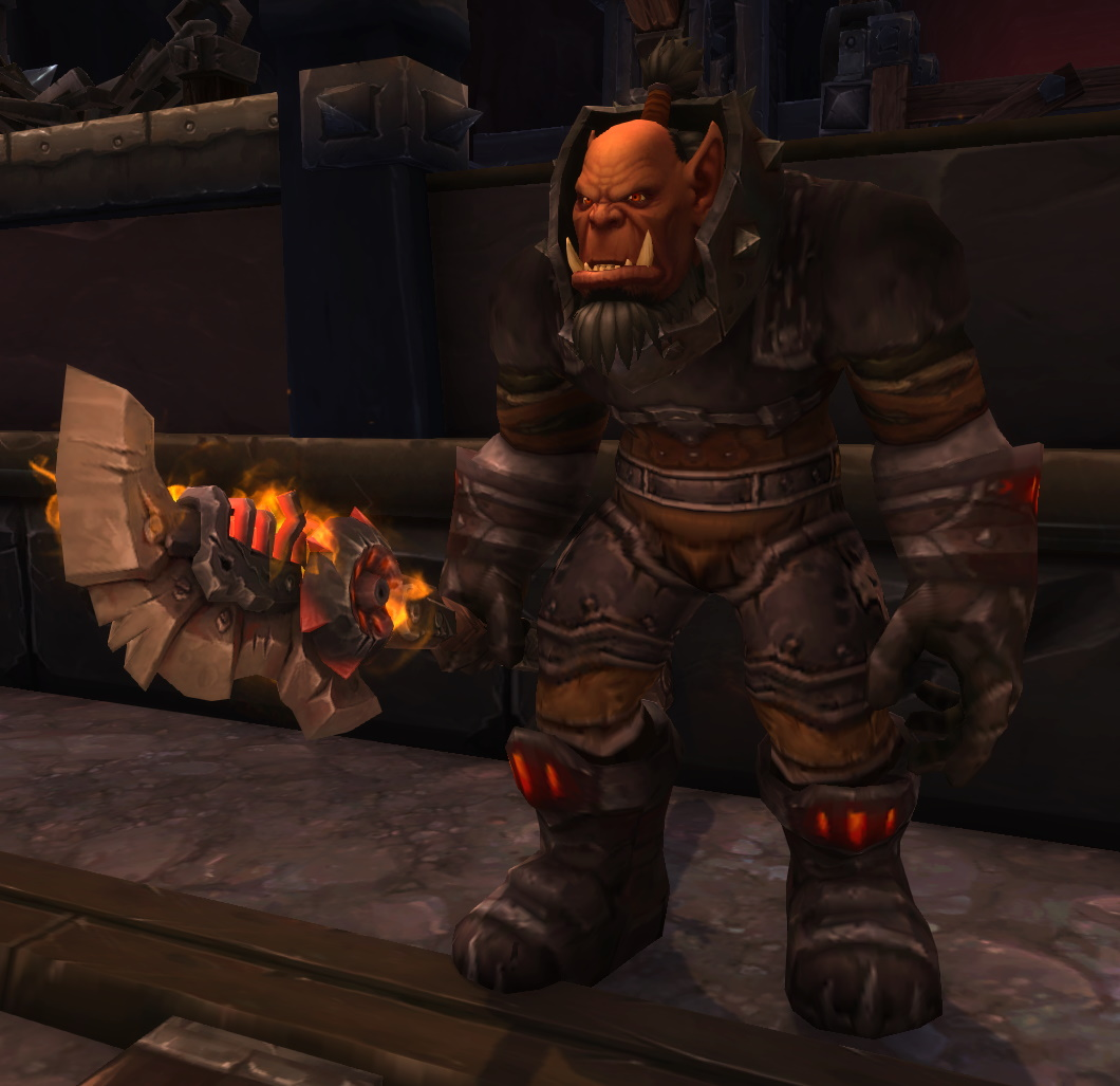 Blackrock Foundry Boss Guides - News - Icy Veins Forums