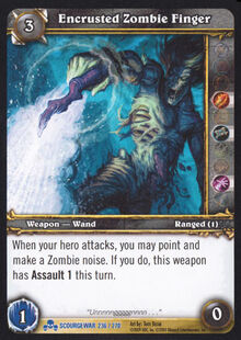 Encrusted Zombie Finger TCG Card.jpg