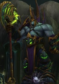 Image of Fel Lord Dukaz