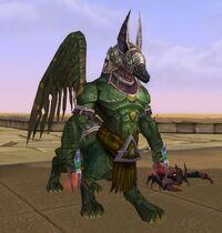 Image of Scorpion-Lord Namkhare