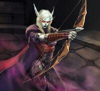 Image of Dark Ranger Velonara