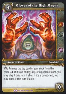 Gloves of the High Magus TCG Card.jpg