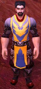 Image of Wing Commander Dabir'ee