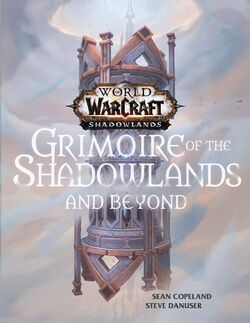 WoW Grimoire of the Shadowlands and Beyond cover.jpg
