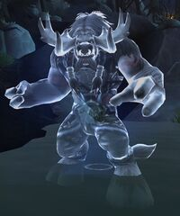 Image of Angry Tauren Spirit
