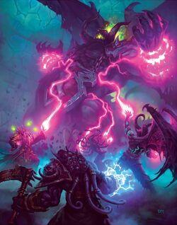 Chronicle3 battle with Magtheridon.jpg