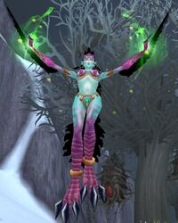 Image of Mistress of the Coldwind