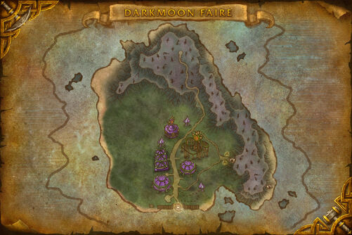 Darkmoon Island map