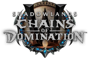 Patch 9.1.0: Chains of Domination logo