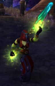 Image of Lesser Warlock
