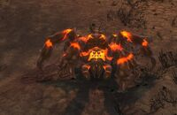 Image of Searing Lava Spider