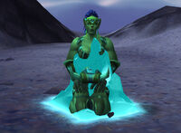 Image of Young Orc Woman