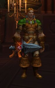 Image of Maddened Survivalist