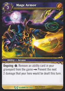 Mage Armor TCG Card.jpg