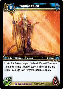 Prophet Velen TCG Card.jpg