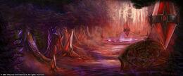 Bloodmyst Isle Concept Art Peter Lee.jpg