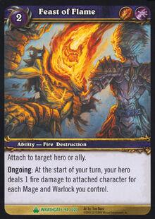 Feast of Flame TCG Card.jpg