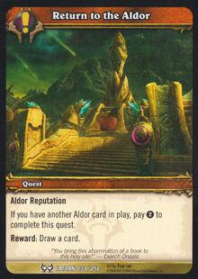 Return to the Aldor TCG Card.jpg