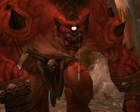 Imagen de Gruul el Asesino de Dragones