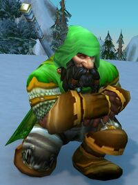 Image of Mountaineer Dolf