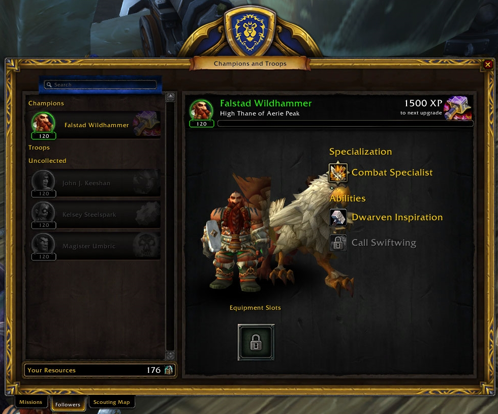War Campaign Followers Wowpedia Your Wiki Guide To The World Of Warcraft