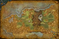 Map of Tirisfal Glades - Battle for Azeroth