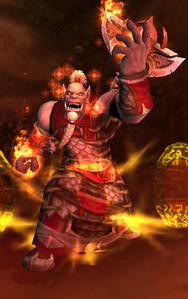 Image of Burning Flameseer