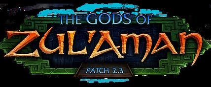 The Gods of Zul'Aman logo