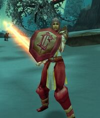 Image of Scarlet Highlord Daion