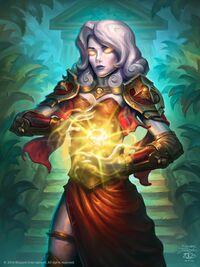 Image of Amara, Warden of Hope