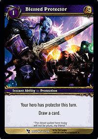 Blessed Protector TCG Card.jpg
